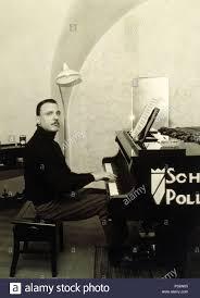 Arturo Benedetti Michelangeli (1920-1995). Pianista italiano Stock Photo -  Alamy