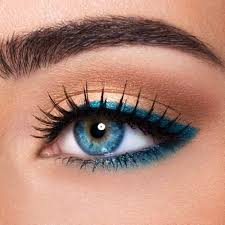 11 neon eye looks that ll make you break up with black liner