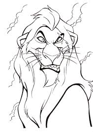 Small Picture Lion King Coloring Pages Games Simba with flowers Coloring Page