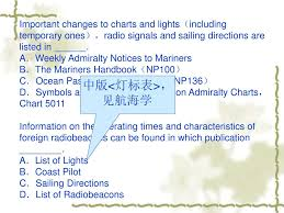 Ppt Nautical Publications Powerpoint Presentation Id 3408684