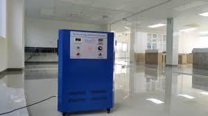 Khử mùi xưởng sản xuất thức ăn chăn nuôi tại Hà Nam với máy ozone công  nghiệp công suất lớn DK40
