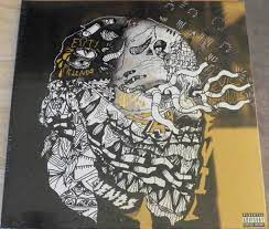 Portugal. The Man - Evil Friends Vinyl Cover   Portugal. The…