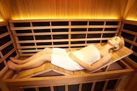infrared saunas are good for you health and detoxing