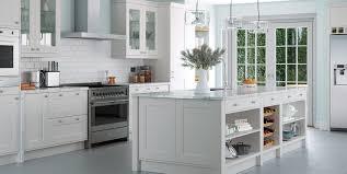 Kitchen Furniture Edmonton Edmonton Florence Kitchen Smooth Painted Shaker