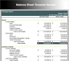 Balance Sheet Preparation Examples Balance Sheet Templates Mughals 12