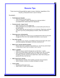 Resume Tips Format Simple Resume Tips for Spelling and Grammar .