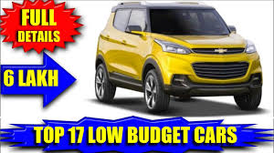 new car launches expected in indiaTOP UPCOMING CARS in india 2016 2017  NEW UPCOMING CARS  17 car