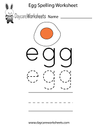 10 best Preschool Spelling Worksheets images on Pinterest ...