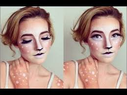 deer makeup tutorial cute easy