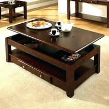 lift top coffee table woodworking plans lift