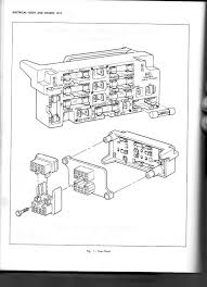 fuse panel diagram the 1947 present chevrolet gmc truck attached images