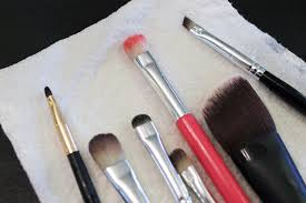 cleaning makeup brushes drying cleaning makeup brushes baby shoo