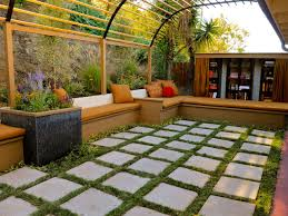 Small Picture Lawn Garden Good Outside Rooms Garden Design Circular Seat
