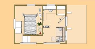 little tiny house floor plan concept loft innuendo