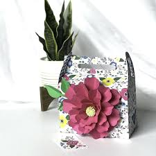 Dahlia Flower Making With Paper Dahlia Fold Flower Tutorial Kmetijaselisnik Net