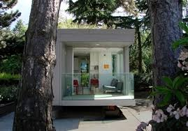 Modern Green Compact House for All