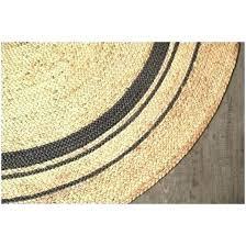 mountain rugs jasper round jute rug beach style area by anji
