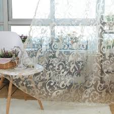 Lace Window Treatments Popular Lace Curtains Buy Cheap Lace Curtains Lots From China Lace