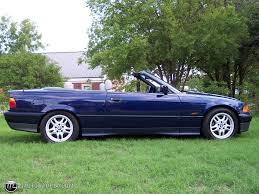 Coupe Series 325i bmw 95 : 1995 BMW 325i Convertible id 13538