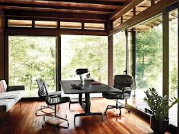 Eames executive chair Soft Pad Temple Webster Eames Executive Chair