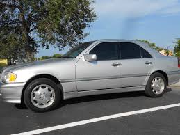 1999 Mercedes-benz C-class for sale in dealer Fort Lauderdale, FL ...