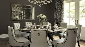 round table dining room furniture. Gray Dining Room Round Table Furniture N