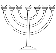 Small Picture Menorah coloring page Free Printable Coloring Pages