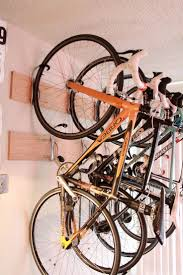High-density Bike Rack | By using a hardwood plank to anchor | Flickr