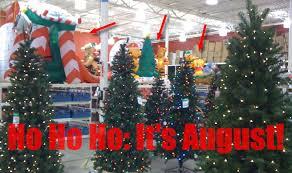 This Garden Ridge Christmas Display Is Obscenely Unseasonal  Consumerist