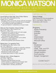 Marketing Resume Business Pinterest Marketing Resume And
