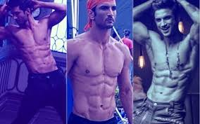 Sushant Singh Rajput Reveals His Diet Chart To Get Six Pack Abs