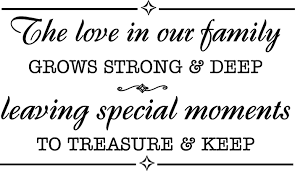 Collection Of Quote On Family Love 34 Images In Collection