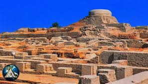 what destroyed mohenjo daro
