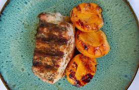 how to grill thick cut pork chops