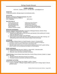 10 Resume Research Experience Writing A Memo