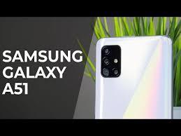 Обзор <b>Samsung Galaxy A51</b> - YouTube