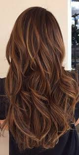 Photo Coiffure Femme Brune Balayage Coiffure Cheveux Long