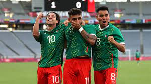 Tokyo 2020 football news - Mexico v ...