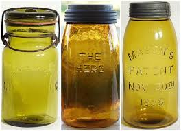 Ball Jar Value Chart Could Your Old Mason Jars Be Valuable Check For These Tell
