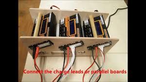 Make Charging Station Charging Stationwmv Youtube