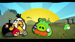 Angry Birds Demo Beta all Cutscenes (Up to the BIG Setup) - YouTube