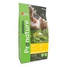 <b>Pronature Оригинал сухой корм</b> для кошек с курицей