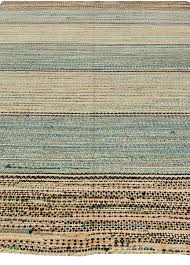 vintage american rag rug bb6147
