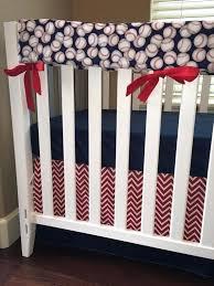 baseball crib bedding sets full size of ideas overwhelming red white dark blue cotton baseball crib