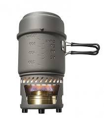 """<b>Набор для приготовления пищи</b> Esbit """"CS985HA"""", с горелкой под ..."""