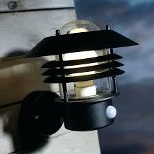 outdoor wall light with sensor black lantern pir outdoor wall light with sensor black lantern pir
