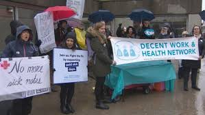 Group Health Doctors Note Health Care Workers Call On Doug Ford Government To