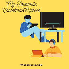 My Favourite Christmas Movies To Watch - Ivy's Scribbles