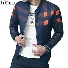 HCXY 2019 <b>Autumn Men's Leather</b> Jackets Coats <b>Men</b> Outwear ...