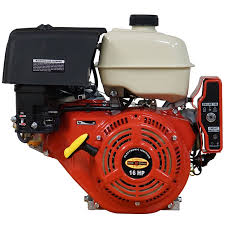 16 HP Engine   16 HP Engine Electric Start   Carroll Stream